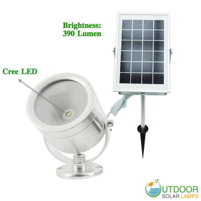 High Intensity Solar Spot Light