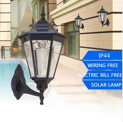 solar security lights
