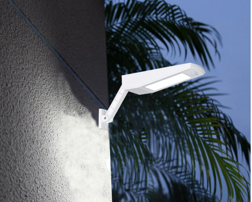 Flexible Angle Solar Garden Light