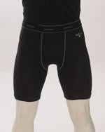 BKS412-Compression Shorts-Black