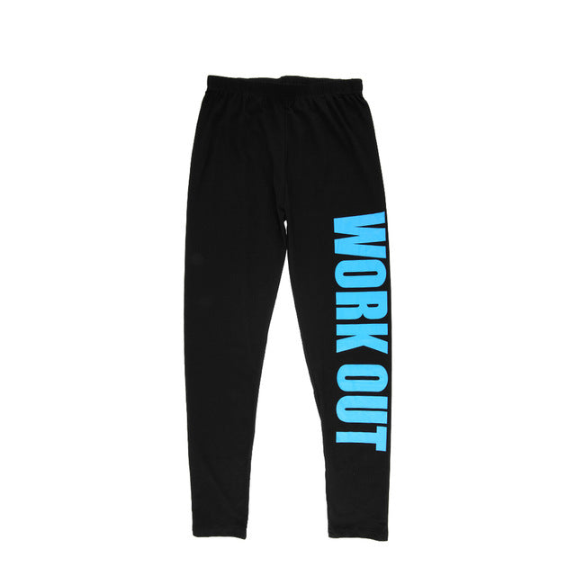 New Womens Workout Legging sports Gym Fitness Sports Trouser Training Pants free shipping