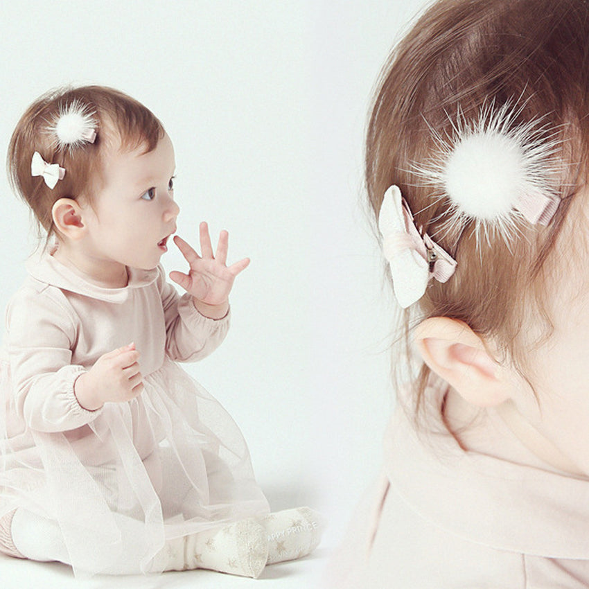Baby Girl Bowknot Hairpin