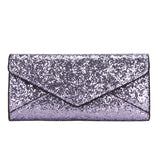Women Wallet Long Simple Portable Coin Purse Hasp Sequin Small Fresh Lash Package Clutch Bag