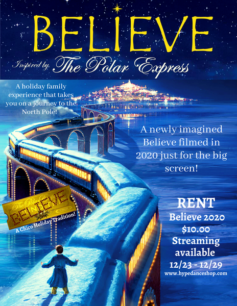 BELIEVE 2020 Rental