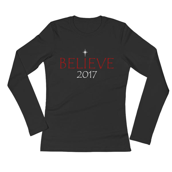 Official Cast Shirt - Ladies' Long Sleeve
