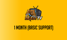 1 Month Beast TV Hosted Service (Basic)