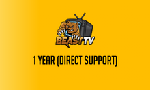 12 Month Beast TV Hosted Service (Direct Support)