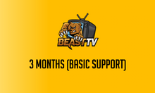 3 Month Beast TV Hosted Service (Basic)