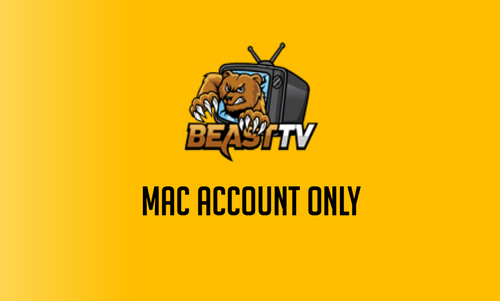 MAG Device Beast TV (1 Device Only)