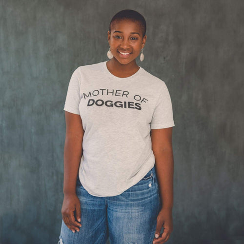 Mother of Doggies - T-shirts