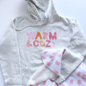 Warm and Cozy Hoodie - Hoodie