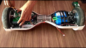 How are Hoverboard made?