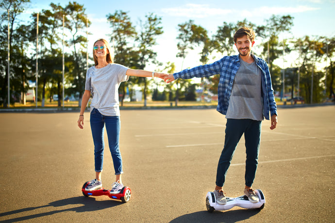 The Hoverboard Of Our Time
