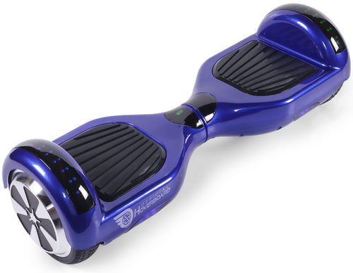 "Blue 6.5"" Classic Disco LED Official Hoverboard - Official Hoverboard"