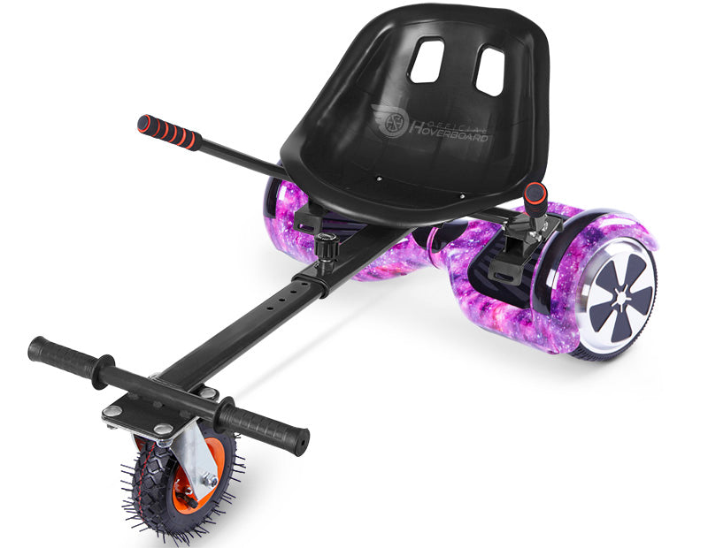 "Pro Hoverkart Bundle 6.5"" Special Disco LED Official Hoverboard - Official Hoverboard"
