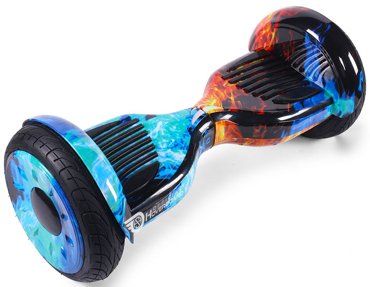 "Flame Hoverkart Bundle 10"" All Terrain Official Hoverboard - Official Hoverboard"