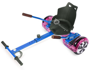 "Hoverkart Bundle 6.5"" Special Disco LED Official Hoverboard"