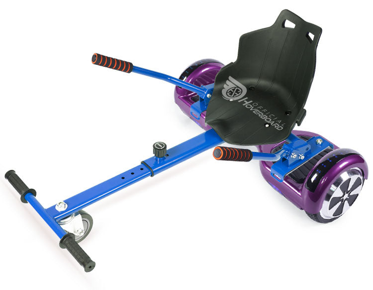 "Hoverkart Bundle 6.5"" Disco LED Official Hoverboard"