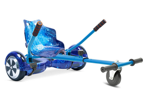 Blue Galaxy Hoverkart Bundle 6.5