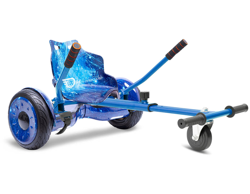 Blue Galaxy Hoverkart Bundle 10