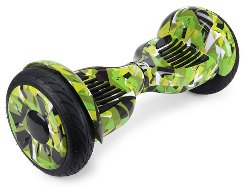 Green Vortex Camo 10