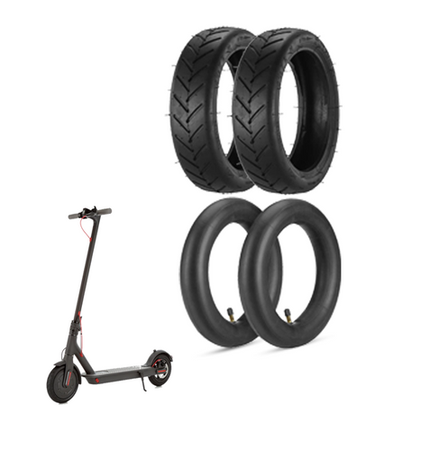 "Electric Scooter 8.5"" Replacement Tyre & Tube Set - Official Hoverboard"