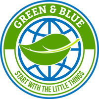 green and blue shop for good cause