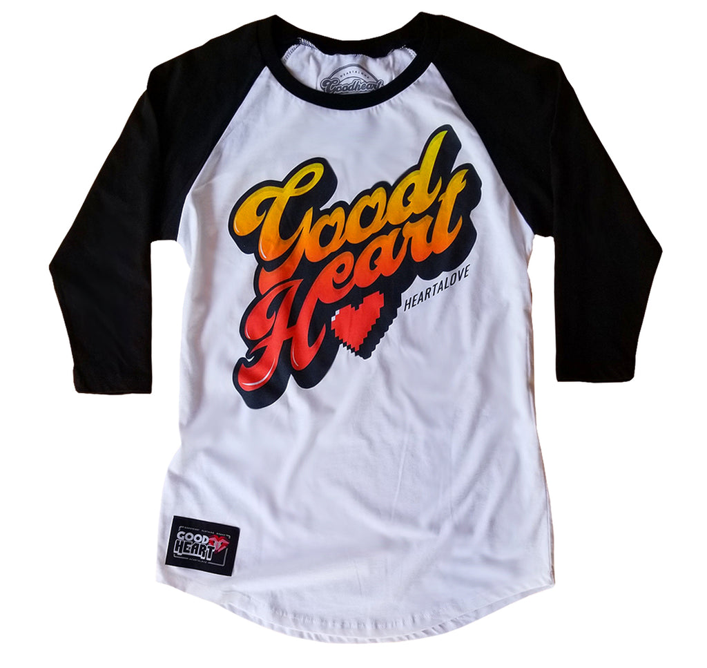 Goodheart Women's Grafitee Raglan Sleeve