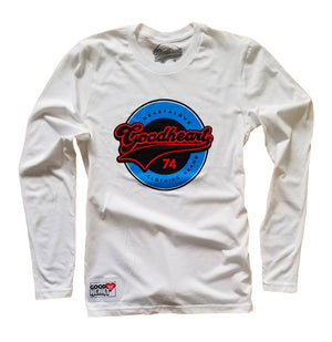 Goodheart Men's Big League Long Sleeve Logo T-Shirt
