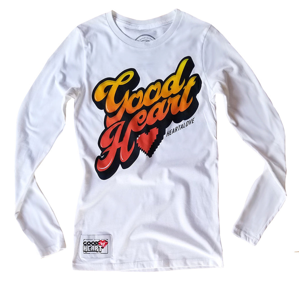 Goodheart Women's Grafitee Long-sleeve T-shirt