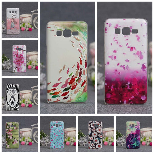 Colour Silicone Phone Cases For Samsung