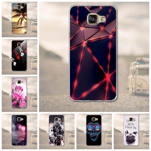 Artistic Design Phone Cases for Samsung