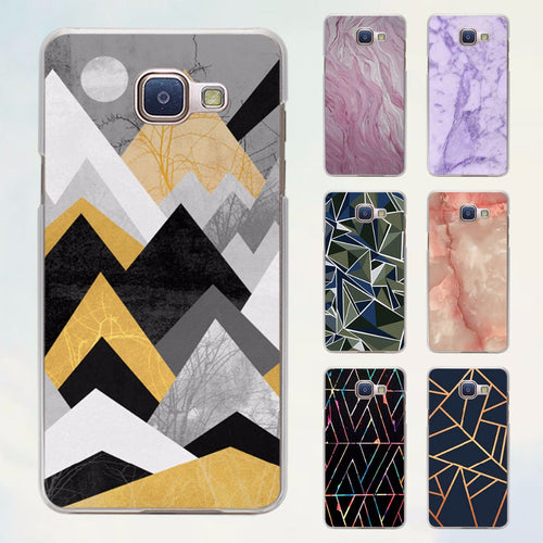 Abstract Design Phone Cases for Samsung