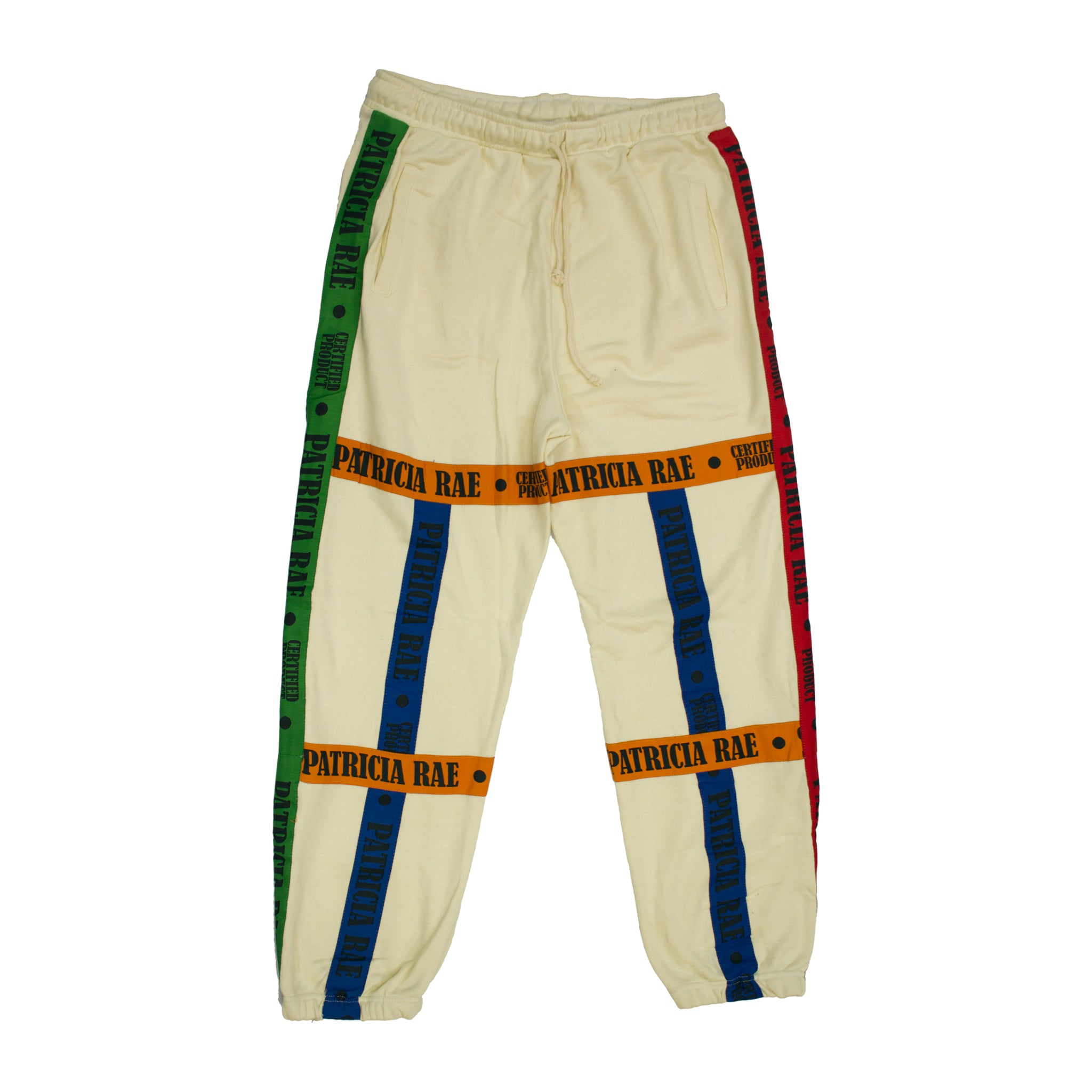 Multi-Color Industrial Strapped Sweatpants