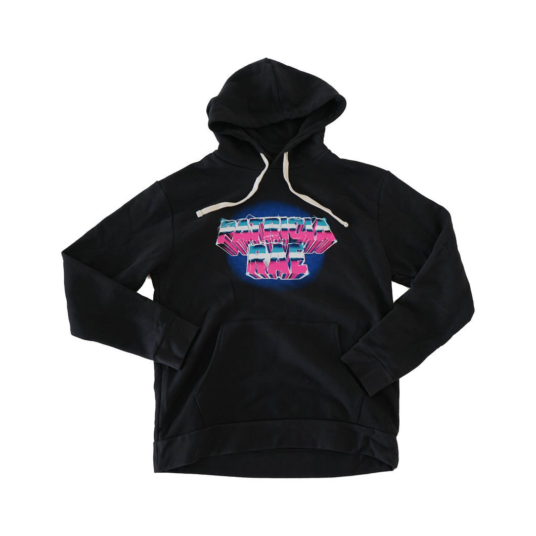 Electric Chrome Hoodie
