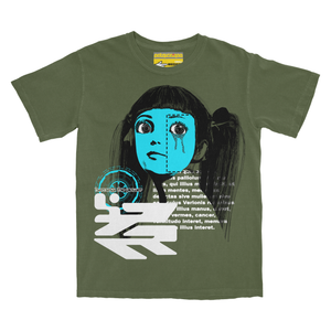 "Pine ""Big Eyes"" Vintage Wash T-Shirt"