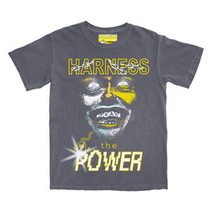 """Harness The Power"" Vintage Wash T-Shirt"