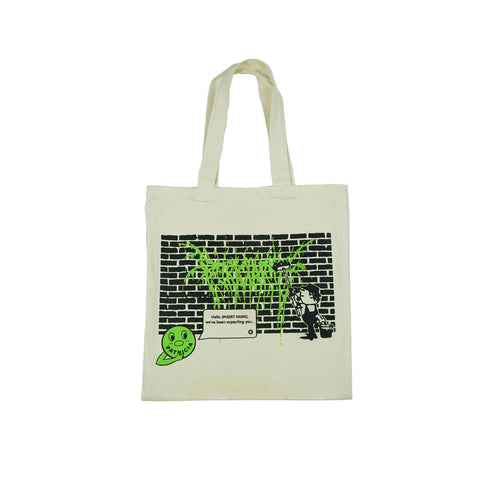 """Waiting For You"" Tote Bag"