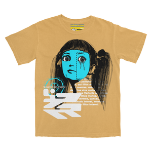 "Golden ""Big Eyes"" Vintage Wash T-Shirt"