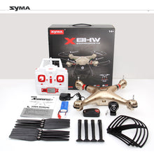New! SYMA X8HW Quadcopter Drone with HD Camera, WiFi, and Hovering Function