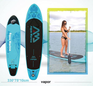 "Aqua Marina ""Vapor"" 11 ft. Carbon Guide Paddle Board"