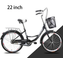 "Lankeleisi Cuiteng 22"" Princess Commuter Bicycle"