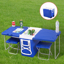 GoPlus Multi-Functional Cooler (Converts Into Table With 2 Chairs!)