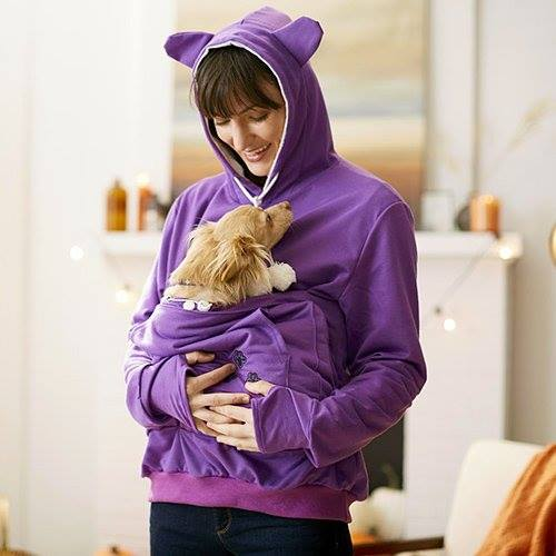 Signature Pet Pocket Hoodie