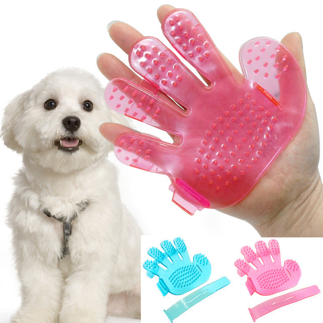 Hand Shaped Glove Comb