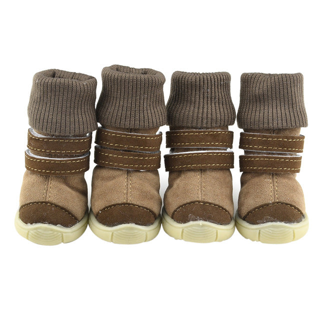 Snow Boots Anti-slip Sneakers