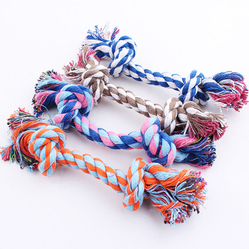 Cotton Rope Molar Toy
