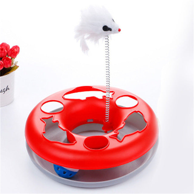 Multifunctional Disk Play Activity