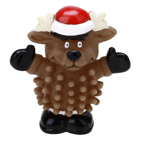 Santa Claus Squeak Toy