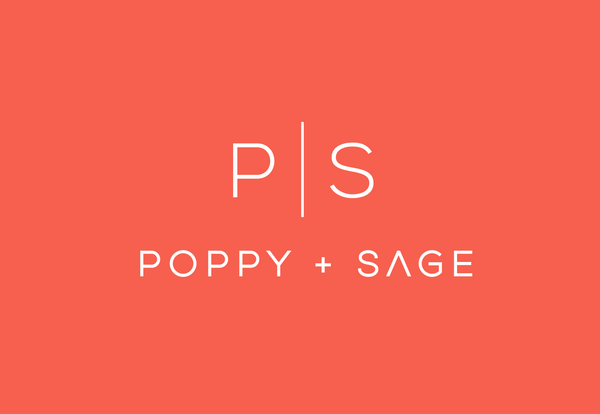 Story Behind our Name: POPPY + SAGE